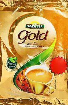 TATA TEA GOLD POUCH - 100 GM