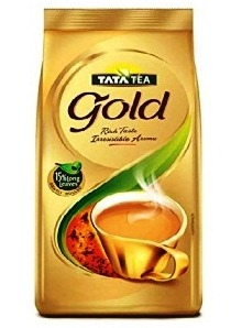 TATA TEA GOLD POUCH - 500 GM