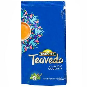 TEAVEDA TATA TEA WITH BRAHMI & TULSI - 250 GM