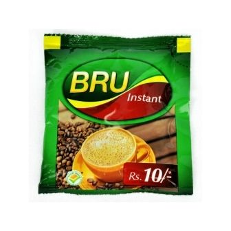 BRU INSTANT COFFEE POUCH - 8.5 GM