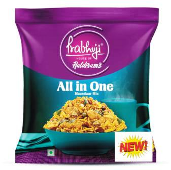HALDIRAM PRABHUJI ALL IN ONE MIXTURE - 200 GM