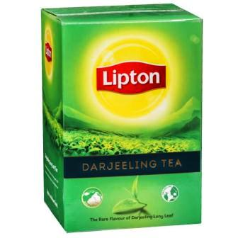 LIPTON DARJEELING TEA CARTON - 250 GM