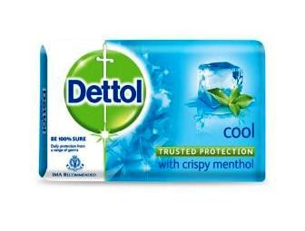 DETTOL COOL SOAP - 75 GM