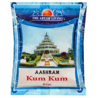 ASHRAM KUM KUM - 40GM