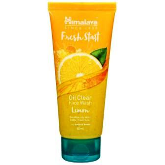 HIMALAYA FRESH START OIL CLEAR LEMON FACE WASH - 50 ML