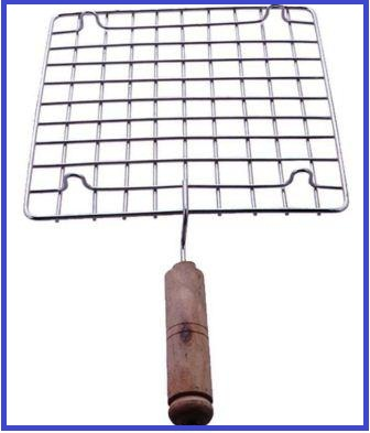 STAINLESS STEEL WIRE ROASTER - 1Pc