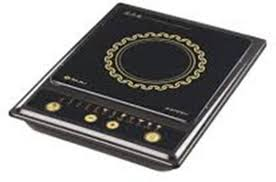 BAJAJ SPLENDID 1200 WATT INDUCTION TOP - 1PC
