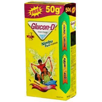 GLUCON D NIMBU PAANI - 75 GM PLUS 50 GM FREE