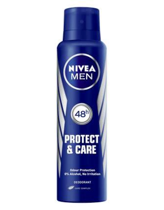 NIVEA MENS DEODORANT - PROTECT & CARE - 150 ML