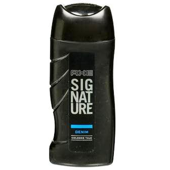 AXE SIGNATURE DENIM COLOGNE TALC - 100 GM