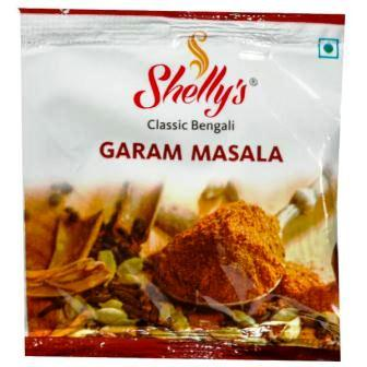 SHELLYS CLASSIC BENGALI GARAM MASALA - 3 GM