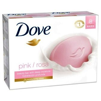 DOVE PINK SOAP - ROSE - 75 GM