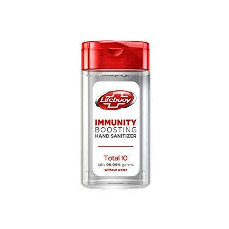 LIFEBUOY HAND SANITIZER TOTAL 10 - 50 ML