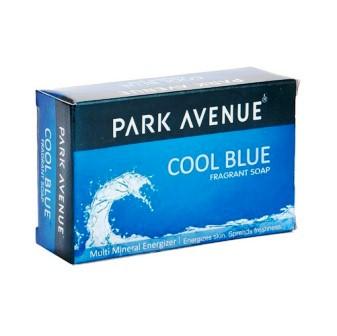 PARK AVENUE COOL BLUE SOAP - 125 GM