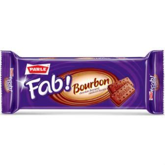 PARLE FAB BOURBON BISCUIT - 120 GM