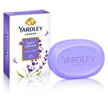 YARDLEY LONDON ENGLISH LAVENDER SOAP - 100 GM