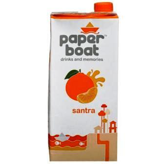 PAPER BOAT SANTRA (REFILL) - 1 LTR