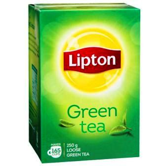LIPTON GREEN TEA CARTON - 250 GM
