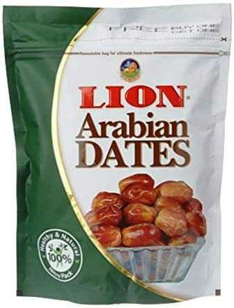 LION ARABIAN DATES KHEJUR KHAJUR - 250 GM SPECIAL RATE