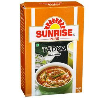 SUNRISE TADKA MASALA TARKA - 50 GM