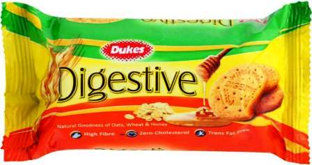 DUKES DIGESTIVE BISCUIT - 100 GM