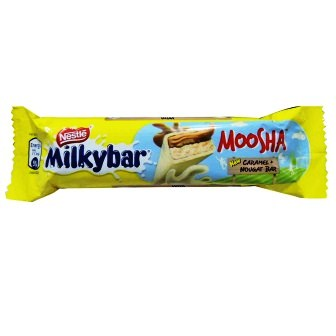 MILKY BAR MOOSHA - 40 GM