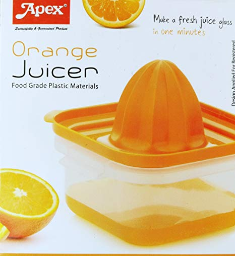 APEX ORANGE LIME JUICER (MANUAL) - 1 PC