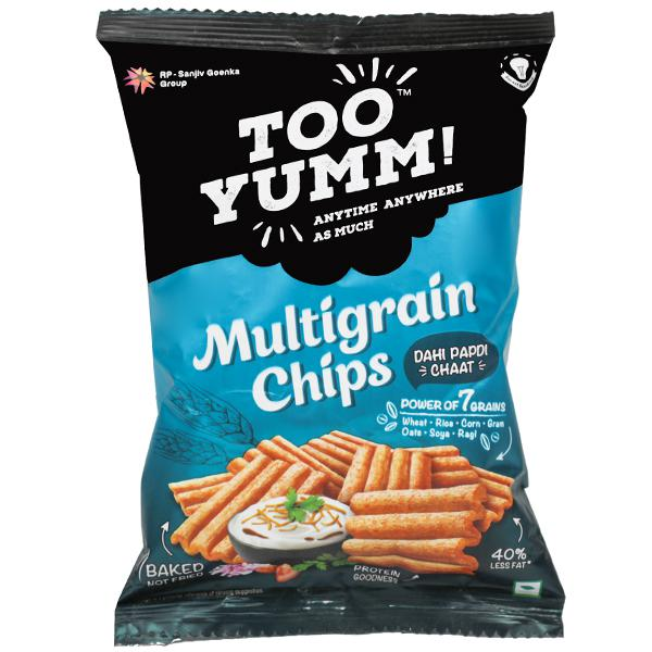 TOO YUMM MULTIGRAIN CHIPS DAHI PAPDI CHAAT - 28 GM