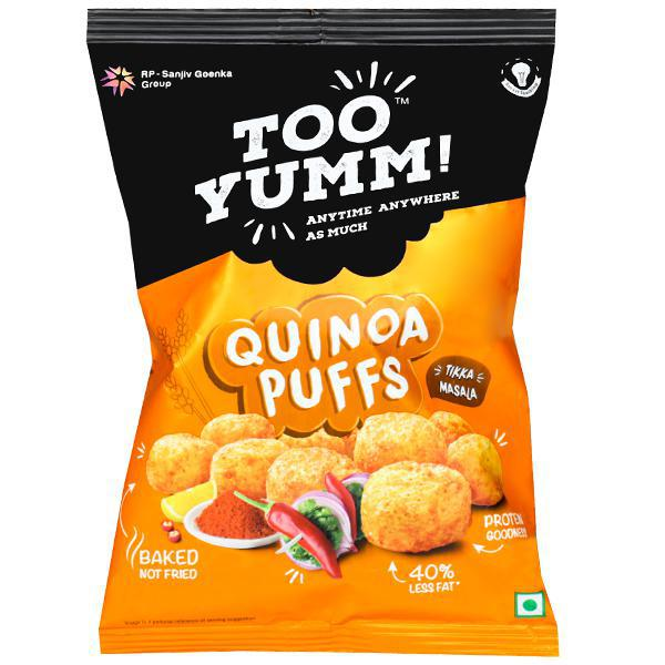 TOO YUM QUINOA PUFFS TIKKA MASALA - 24 GM