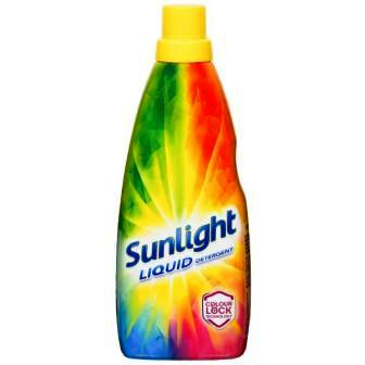 SUNLIGHT LIQUID DETERGENT - COLOUR LOCK TECHNOLOGY - 800 ML