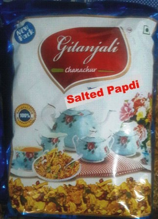 GITANJALI CHANACHUR - SALTED PAPDI - 500 GM