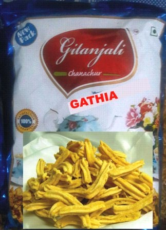 GITANJALI CHANACHUR - GATHIA - 500 GM