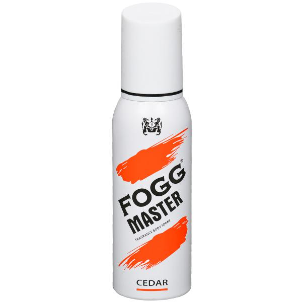 FOGG MASTER CEDAR FRAGNANCE BODY SPRAY