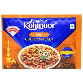 KOHINOOR DILLI CHOLEY MASALA - 15 GM