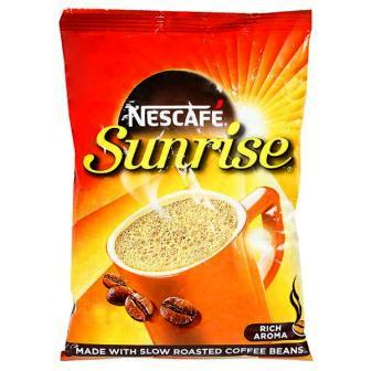 NESCAFE SUNRISE RICH AROMA COFFEE - 50 GM