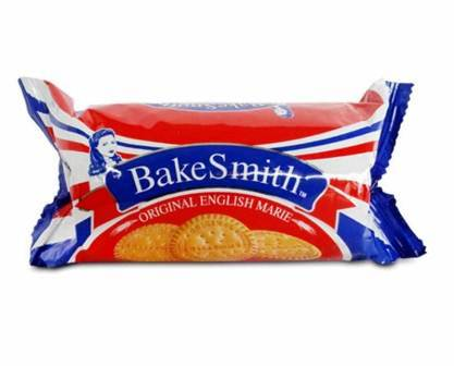 PARLE BAKE SMITH THE ENGLISH MARIE BISCUITS - 100 GM