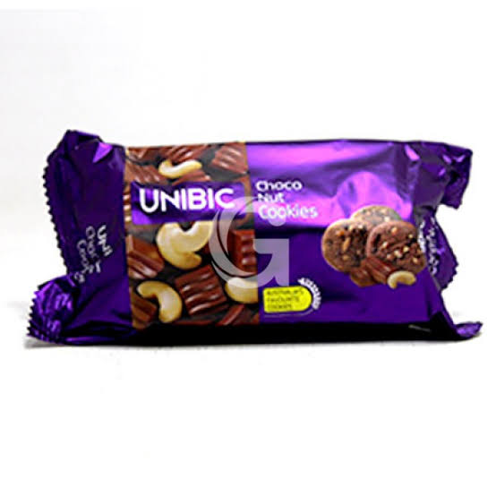 UNIBIC CHOCO NUT COOKIES - 150 GM