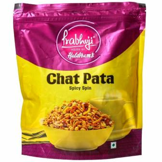 HALDIRAM PRABHUJI CHATPATA SPICY SPIN MIXTURE - 400 GM