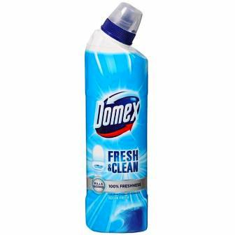 DOMEX FRESH & CLEAN TOILET CLEANER - 500 ML