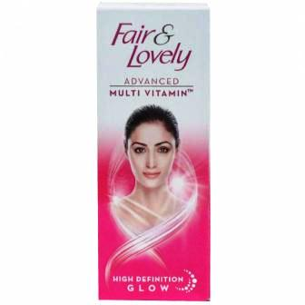 FAIR & LOVELY MULTIVITAMIN FACE CREAM - 50 GM