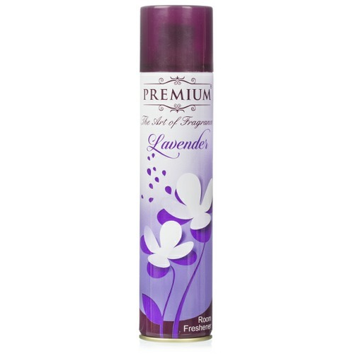PREMIUM ROOM FRESHNER - LAVENDER - 217 ML