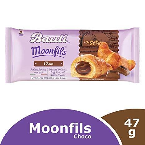 BAULI MOONFILLS CHOCO - 45 GM
