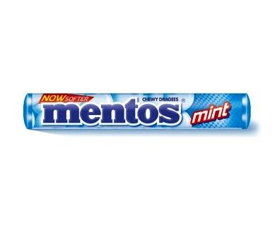 MENTOS MINT STICK - 36.4 GM