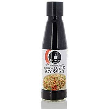 CHINGS DARK SOYA SAUCE - 200 GM