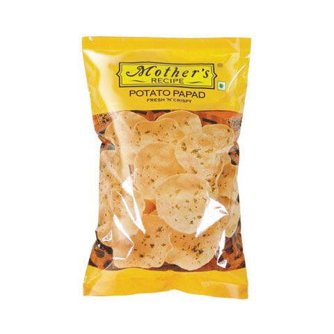 MOTHERS RECIPE POTATO PAPAD PAPAR - 75 GM