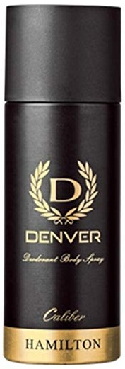DENVER CALIBER HAMILTON BODY SPRAY DEODORANT - 165 ML