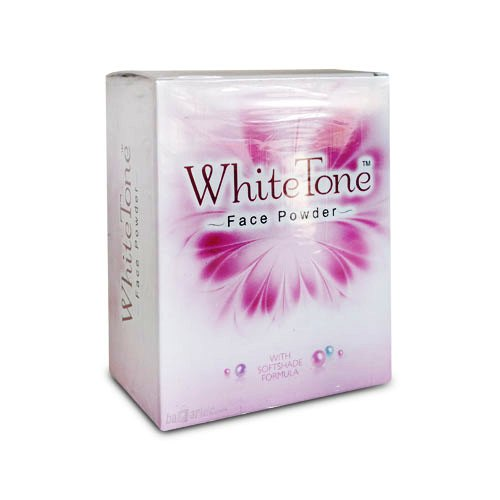 WHITE TONE FACE POWDER - 30 GM