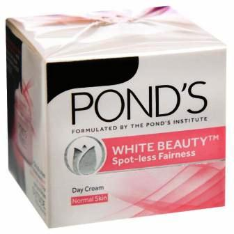 PONDS WHITE BEAUTY DAILY SPOTLESS FAIRNESS CREAM - 23 GM