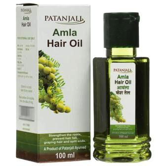 PATANJALI KESH KANTI AMLA HAIR OIL  - 100 ML