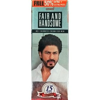 EMAMI FAIR & HANDSOME FAIRNESS CREAM - 23 GM